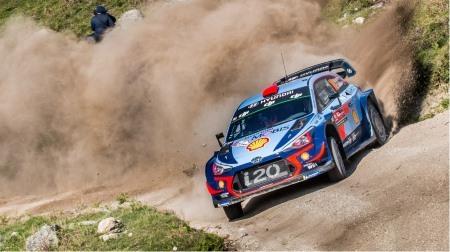 2018 WRC 第6戦 ポルトガル 総合結果