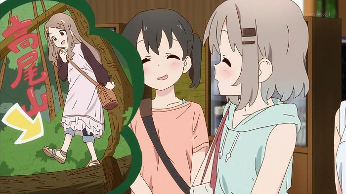 ヤマノススメ3 第2話