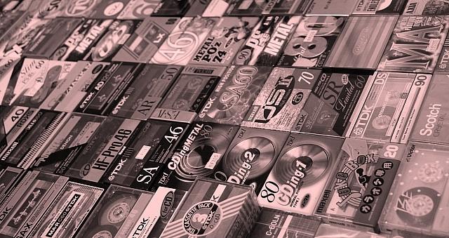 カセットテープ新時代