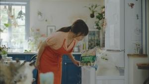 深田恭子/ニチレイフーズ切れてるサラダチキン「切れてる?」篇0003