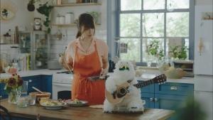 深田恭子/ニチレイフーズ切れてるサラダチキン「切れてる?」篇0007