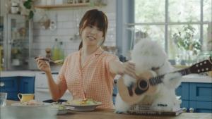 深田恭子/ニチレイフーズ切れてるサラダチキン「切れてる?」篇0014