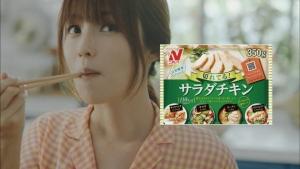 深田恭子/ニチレイフーズ切れてるサラダチキン「切れてる?」篇0018