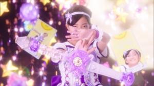 魔法×戦士 マジマジョピュアーズ!第16話『シオリ、スーパーモデルに!?』2018年07月24日放送0050