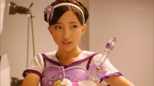魔法×戦士 マジマジョピュアーズ!第16話『シオリ、スーパーモデルに!?』2018年07月24日放送0059