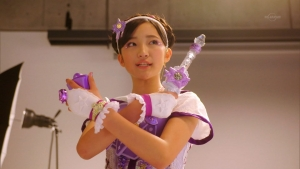 魔法×戦士 マジマジョピュアーズ!第16話『シオリ、スーパーモデルに!?』2018年07月24日放送0062