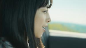 中条あやみ トヨタ カローラ スポー ツ「気持ちいい日」篇0002
