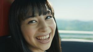 中条あやみ トヨタ カローラ スポー ツ「気持ちいい日」篇0011