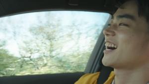中条あやみ トヨタ カローラ スポー ツ「気持ちいい日」篇0012