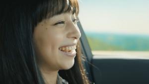 中条あやみ トヨタ カローラ スポー ツ「気持ちいい日」篇0015