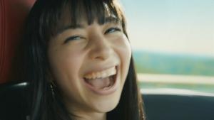 中条あやみ トヨタ カローラ スポー ツ「気持ちいい日」篇0017