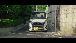 滝沢カレン MITSUBISHI ekシリーズ「カレンさんのeK」篇0002