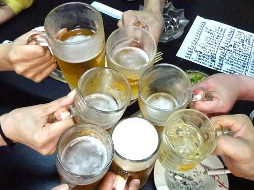 13乾杯1