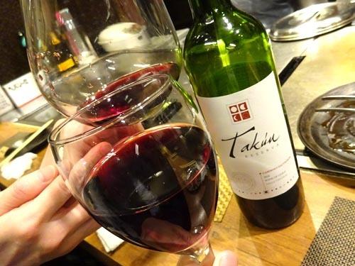 17赤ワイン