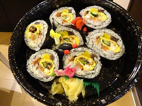 13巻き寿司