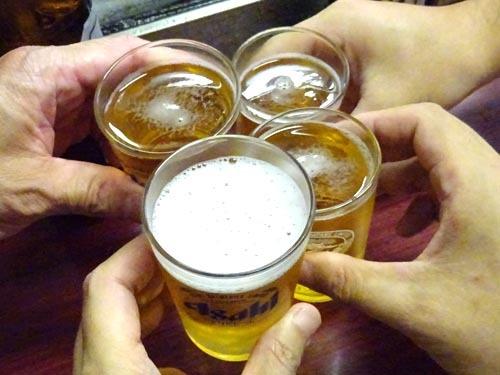 07瓶ビール