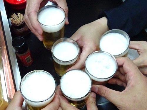 37瓶ビール