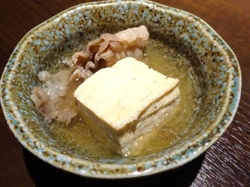 50肉豆腐