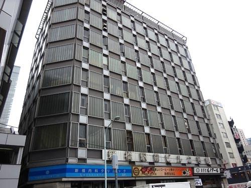 25新橋駅前ビル