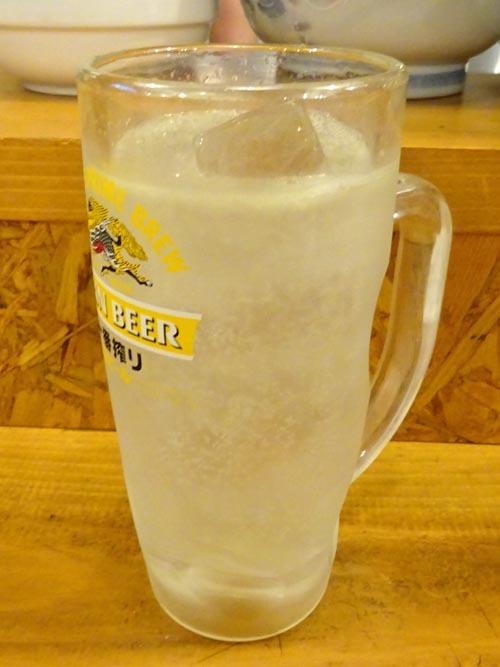19生搾りレモンサワー
