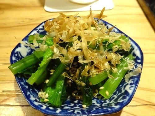 33小松菜おひたし