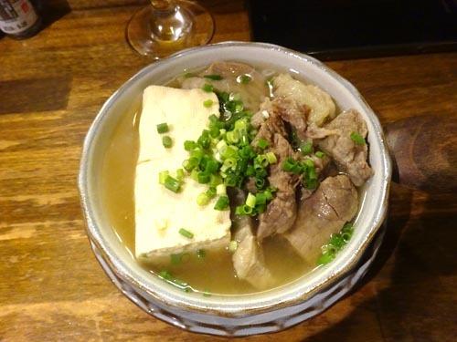 14牛スジ豆腐