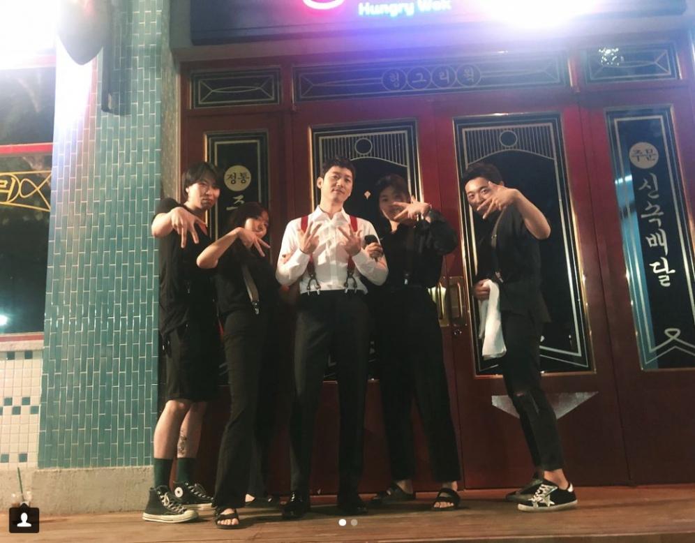 20180707 チョンジュ最後の撮影1