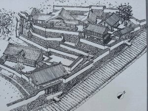 00-「伝羽柴秀吉邸」の再現図