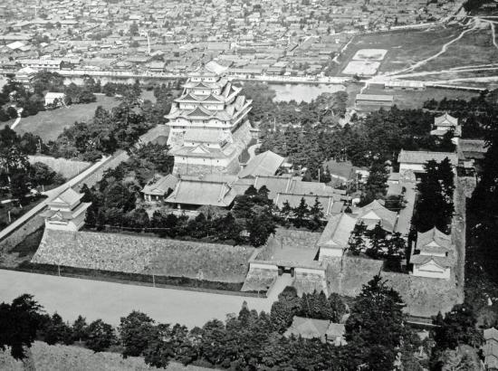 00-名古屋城天守と本丸御殿