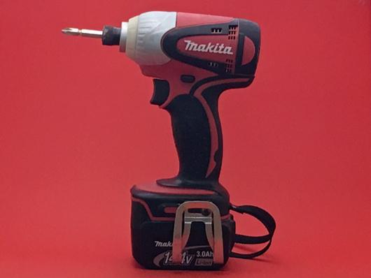 Alternative Life Tool #17 Makita 充電式インパクトドライバ TD131DRFX