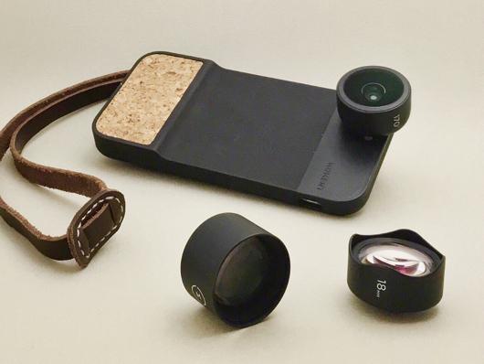 Alternative Life Tool #18 Moment Lens + iPhone6s + オリジナルハンドメイドストラップ