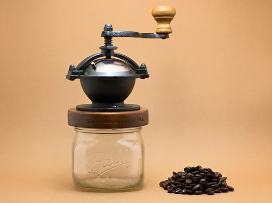 Alternative Life Tool #19 Red Rooster Trading Company Camano Coffee Mill