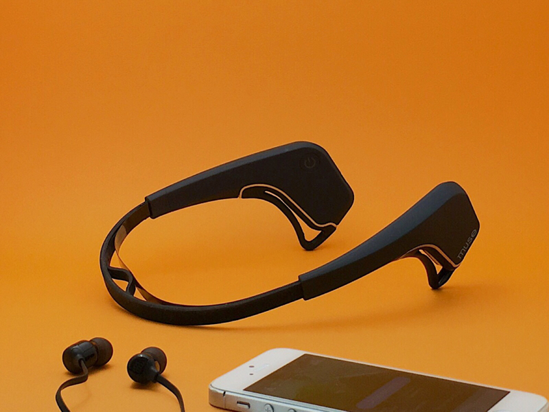 Alternative Life Tool #22 Muse Meditation Brain Sensing Headband