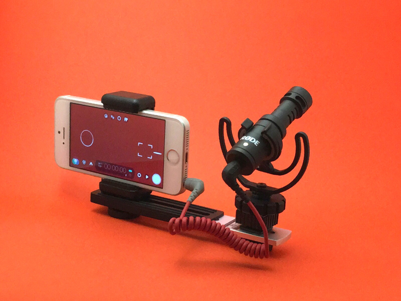 Alternative Life Tool #28 Rode Video Micro Microphone