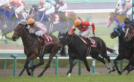 【阪神牝馬S】ミスパンテール(横山典)直線勝負根性見せ粘り切った!重賞3連勝