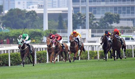【競馬】クイーンエリザベスII世カップ(香港G1) アルアイン5着、ダンビュライト7着 優勝はパキスタンスター