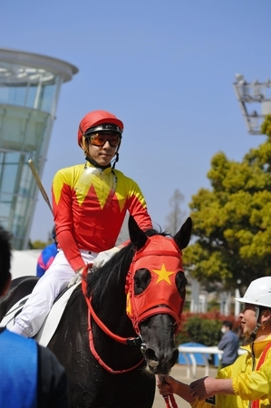 【競馬】中野省吾元騎手 マカオでライセンスを得て騎手に復帰