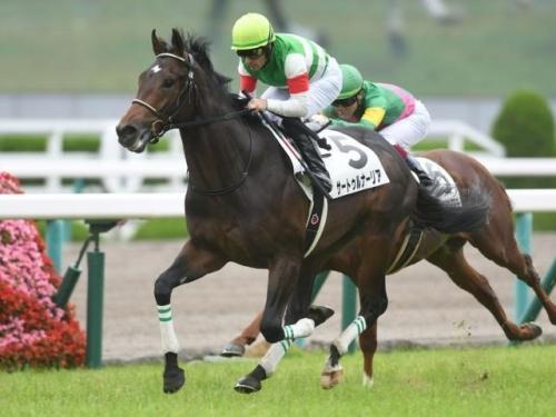 【競馬】サートゥルナーリア札幌2歳Sへ