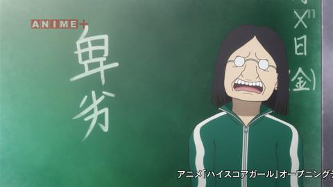 ハイスコアガール1話感想(77)
