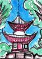 3多宝塔大覚寺