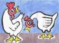 4鶏だけどおしどり夫婦