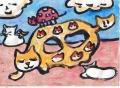 魔穴の開いた猫はチーズである