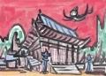 叡福寺推古天皇が聖徳太子の墓を守護するため