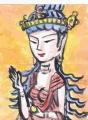 3法起寺菩薩