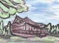 4千本釈迦堂本堂