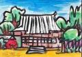 4世尊寺、奈良県吉野郡大淀町比曽曹洞宗寺院