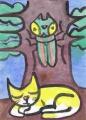 猫の見る夢