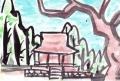 鶏足寺(旧飯福寺)