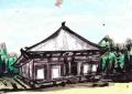 元興寺極楽堂 (2)