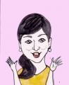 生野 陽子(しょうの ようこ )フジテレビのアナウンサー (2)